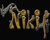 NK Neon sign niki