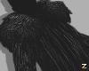Fur Dark Coat