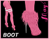 """Boot Mays Pink"