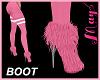 """Boot Mays Pink"