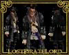 [LPL] Pirate Bow Coat