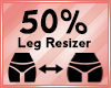 Thigh Scaler 50%