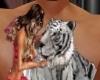 tatoo tribal tiger