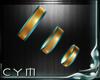 Cym Pharaoh Bracelets T