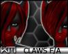 +KM+ Zeta Claws F/A