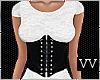 Corset Dress White RLL