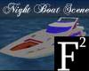 F2 Feline Fanatica Boat