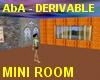 [aba] mini room