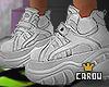 c. white b stompers