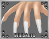 !W! Gloss White Nails