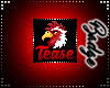 Rooster tease