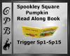 Spookley Square Pumpkin