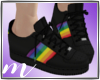 AM: Rainbow Pride Sneake