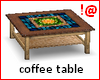 !@ Coffee table