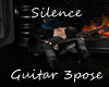 [BM]Silence-Guitar 3pose
