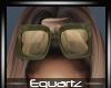 Lux Khaki Glasses