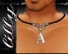 Leather Necklace A