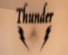 Belly Thunder w/lighting