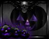 -A- Goth Pumpkin