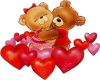 cd1 Teddy love