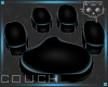Couch BlackBlue 2c Ⓚ