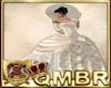 QMBR Queen Pannier Ivory