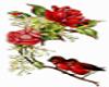 love flower stiker