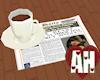 [AH] Newspaper & Coffee