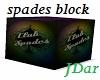 Spade Block