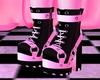 S! Femboy Shoes Cruella