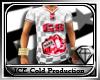 [ICP] Red Go Hard Tee