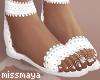 ℳ. Shara Sandals