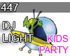 DJ LIGHT ALIEN 447