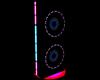 LED Lights Speaker