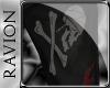 R: J Sparrow Wall Flag