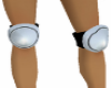 *silver knee pads