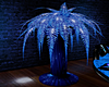 Blue Exotic Planter