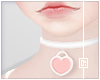 Heart-on Choker