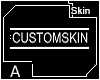 ♂ Tatted Custom