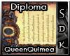 #SDK# Diploma QQuimera