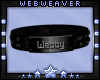 lWl Webby's Collar