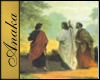 Road to Emmaus painting