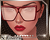 SR* Ella Glasses red