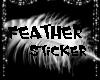 €~ Sparkle sticker
