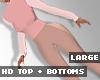 Briana Top & Pants Large