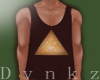 |D| Gold Triangle Tank