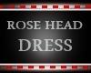 rose head dress