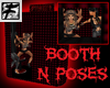~F~ BlkNRed Booth/poses