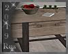 Rus: Wood Coffee Table