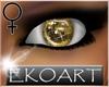 Lightball Gold Eyes